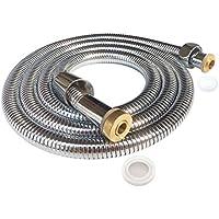 Le Homeware Flessibili doccia a mano Tubo lunghezza 150 cm 304 in acciaio inox cromato - Tubo Gas Plumbing