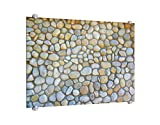 Klebefieber Spritzschutz Steinwand B x H: 60cm x 40cm