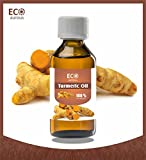 #3: Turmeric Essential oil 100% Pure & Natural Essential Oil | Haldi Essential oil | Haldi Essential oil | Turmeric Essential Oil | Organic Turmeric Essential oil, Good For Aromatherapy, Skin, Relaxation, Massage & More (Eco-Turmeric-Oil_15ml)