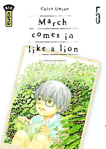 March comes in like a lion Edition simple Tome 5