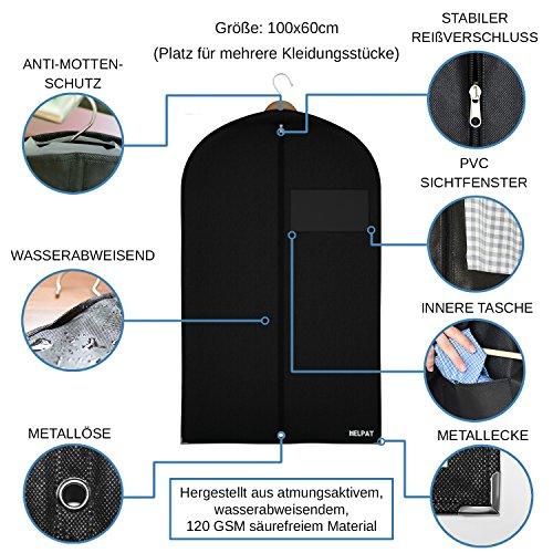 Helpat Premium Kleidersack - 2