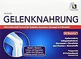 Avitale Gelenknahrung mit Hyaluronsäure, Kollagen, Glucosamin und Chondroitin sowie der Mikronährstoff-Formel für Gelenke, Knochen, Knorpel und Muskeln, 450 g