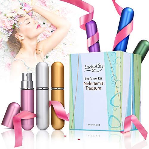 Luckyfine Mini Agua Perfume Vaporizador