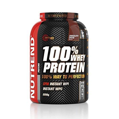 100% Whey Protein 2250 g Vanille