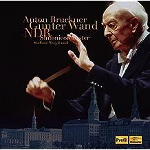 ブルックナー : 交響曲 第9番 ニ短調 WAB.109 (原典版) (Anton Bruckner : Sinfonie Nr.9 d-moll / Gunter Wand | NDR Sinfonieorchester) [輸入盤 / 日本語帯・解説付] [Live] [Limited Edition]