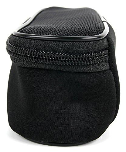 DuraGadget - RasiererEtui   Case   Hülle   Neoprentasche   Reiseetui   Netztasche für Ihren Carrera Haar- und Barttrimmer (Braun Stoppeln Trimmer)