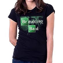 35mm - Camiseta Mujer Breaking Bad - Series - Tv - Women'S T-Shirt