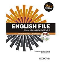 English File third edition: English File 3rd Edition Upper-Intermediate. Split Edition Multipack a