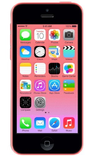 Apple iPhone 5c, 4