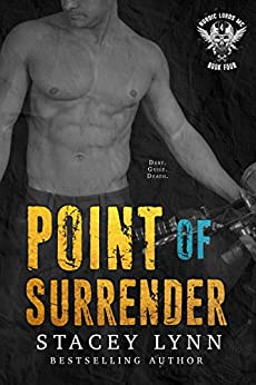 Point of Surrender (The Nordic Lords MC Book 4) by [Lynn, Stacey]