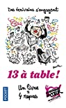 13 à table ! 2019 par Besson