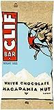 Clif White Chocolate Macadamia Nut Bar 68 g (Pack of 6)