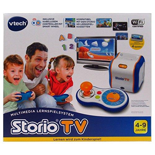 Vtech Lernspielkonsole - Storio TV Lerncomputer