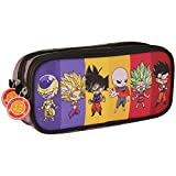 Clairefontaine Dragon Ball Trousses, 22 cm, Gris