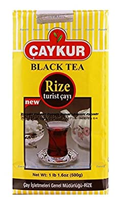 Caykur Rize haute qualité thé noir turc de Turquie (500g)