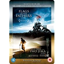 Flags of our Fathers & Letters from Iwo Jima (4 Disc Special Edition) [DVD]