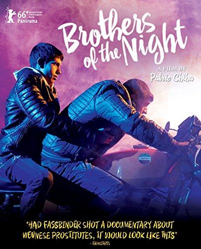 Preisvergleich Produktbild BROTHERS OF THE NIGHT - BROTHERS OF THE NIGHT (1 Blu-ray)