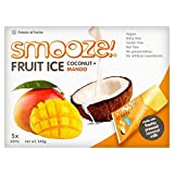 Best Ice Pops - Smooze All Natural Fruit Ice Lollies Mango Review