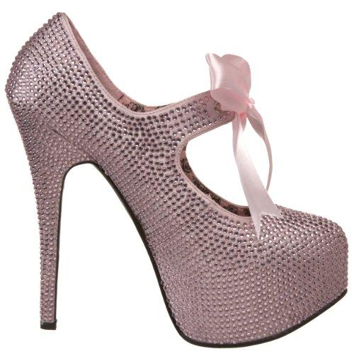 Pleaser Tee04r/bp, Escarpins Femme Rose (baby Pink)