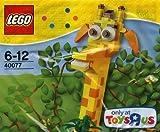 LEGO - 40077 Geoffrey die Giraffe 90 Teile
