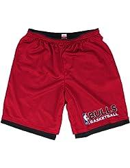 Mitchell & Ness Chicago Bulls Reversible Mesh NBA Short de Basket