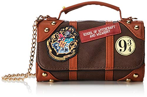 Harry Potter Hogwarts Express 9 3/4 Bolso Bandolera