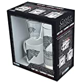 ABYstyle - GAME OF THRONES Pack Verre 29cl + Shooter + Mini Mug 'Stark'