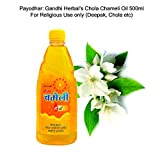 Gandhi Chola Chameli Oil 500 ml