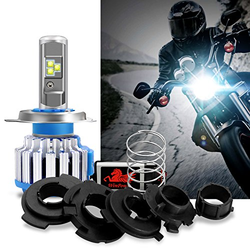 Universal Bombilla 40W motocicleta bulbo de linterna-Win Power- Kit de faros para...