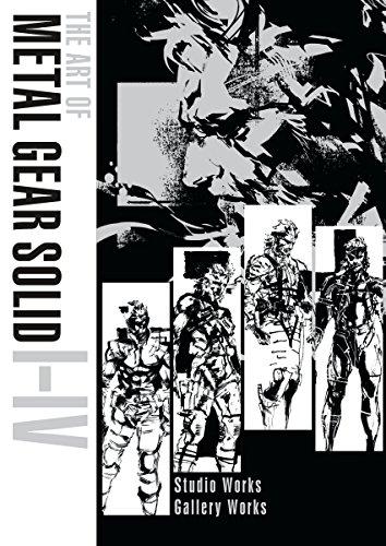 1-4: Art of Metal Gear Solid I-IV