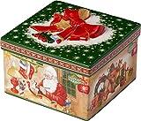Villeroy & Boch Christmas Toys Eckige Porzellan-Dose