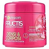 Garnier Fructis Densi & Corposi Maschera per Capelli Fini, 300 ml