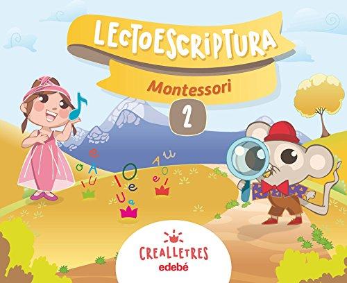 CREALLETRES LECTOESCRIPTURA 2 MONTESSORI