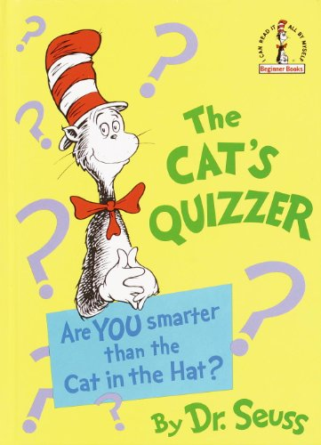 re You Smarter Than the Cat in the Hat? (Beginner Books(R)) (English Edition) ()