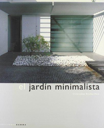 El jardín minimalista por Christopher Bradley-Hole