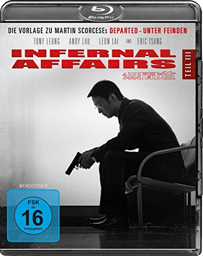Internal Affairs 3 [Blu-ray]