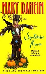 September Mourn: A Bed-And-Breakfast Mystery (Bed-and-Breakfast Mysteries)