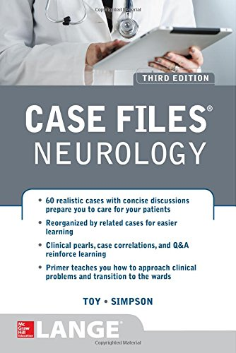 Case Files Neurology, Third Edition