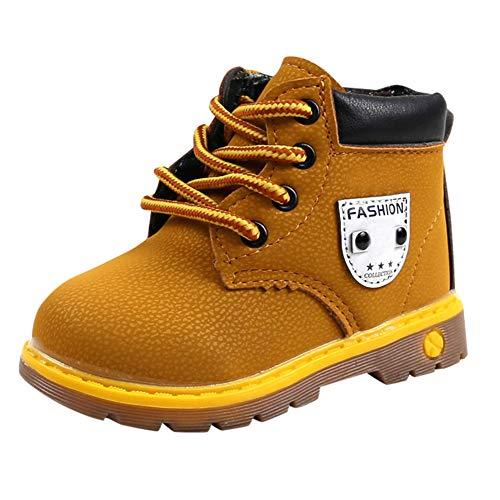Zapatos De Bebé,ZARLLE Botas NiñO Invierno