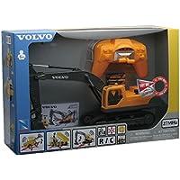 Ray - A1504075 - Retroexcavadora Volvo Radio Control - 1/32 Escala
