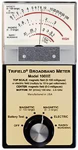 RFandEMF Trifield 100XE Broadband EMF Meter - European Version|(50Hz)