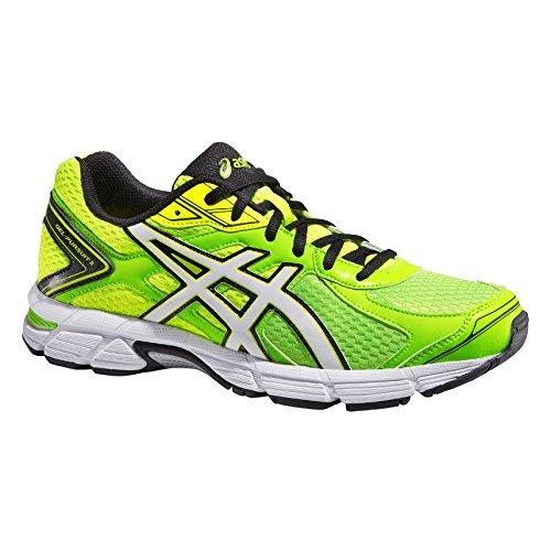 Asics Gel-Pursuit 2, Scarpe da corsa uomo Giallo FLASH GREEN/WHITE/FLASH YELLOW, verde (verde), 46.5 verde (verde)