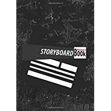 Storyboard note book: The Art of the Storyboard: Storyboarding for Film, TV, and Animation  Storyboard Paper: US Digital Televie Industry Standard for Storyboard Sketchbooks