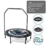 MaXimus Pro Mini Trampoline wird weltweit von top-athleten verwendet. Indoor Fitness Trampoline...