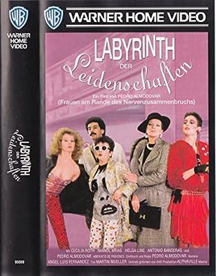 Labyrinth der Leidenschaften [VHS]