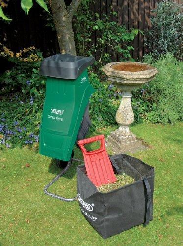 Draper 35900 230-Volt 2,400-Watt Garden Shredder