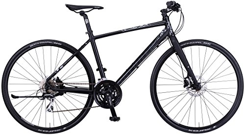 Kreidler Small Blind 1.0 Urban/Fitness Bike 2017 (Schwarz, 28