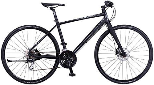 Kreidler Small Blind 1.0 Urban/Fitness Bike 2017 (Schwarz, 28