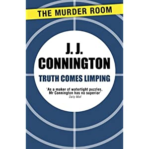 Truth Comes Limping (Murder Room)