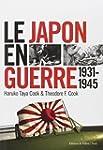 Le Japon en guerre 1931-1945